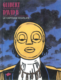 GUIBERT - LE CAPITAINE ECARLATE - TBE - EO AVRIL 2000