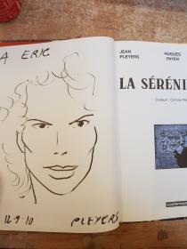 MARTIN - PLEYERS - JHEN LA SERENISSIME - TBE + DEDICACE - EO AOUT 2009