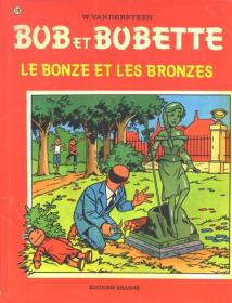 VANDERSTEEN - BOB & BOBETTE LE BONZE ET LES BRONZES - BE - EO JAN 1972